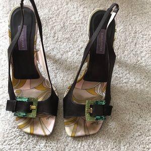 Emilio Pucci Heels